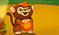Monkey Bubble Shooter Game